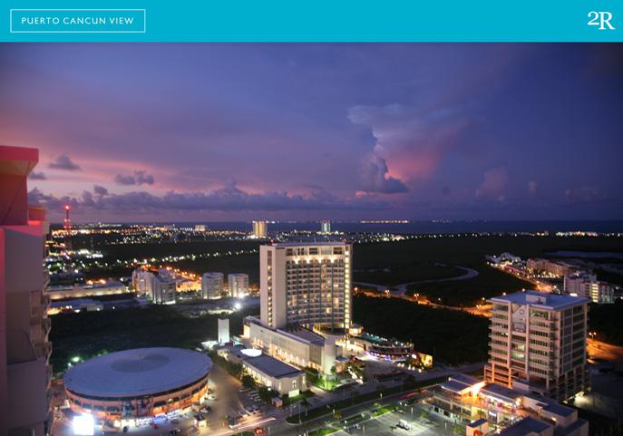 Puerto Cancún View