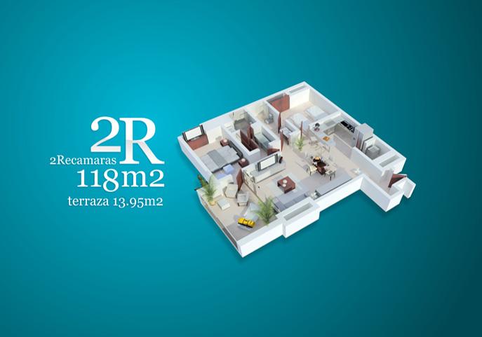 Suite 2 Recamaras