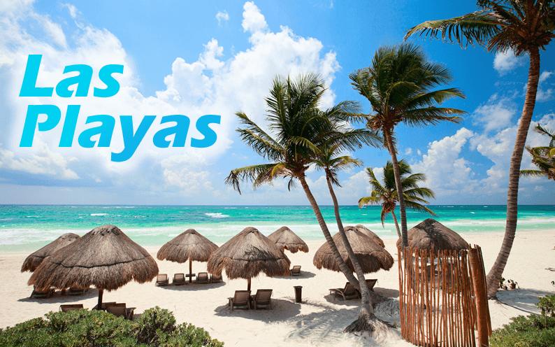 Las mejores playas en Cancún