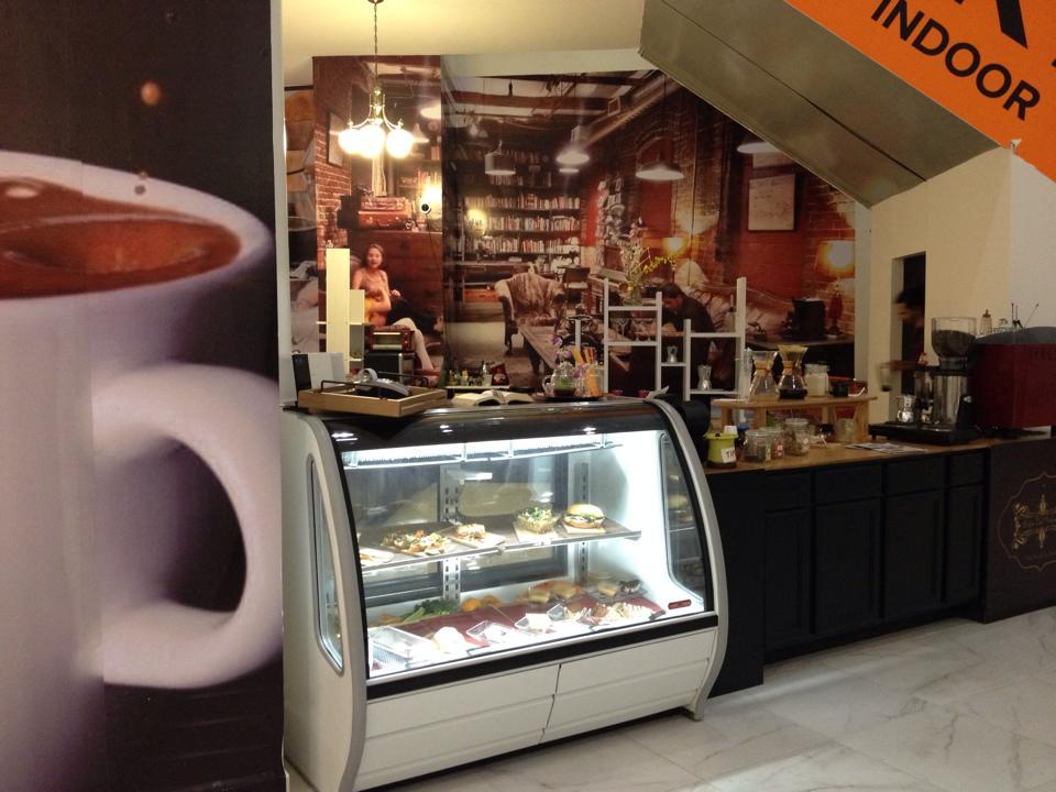 local cafe del profesor